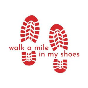 Event Home: Walk a Mile in My Shoes 2021